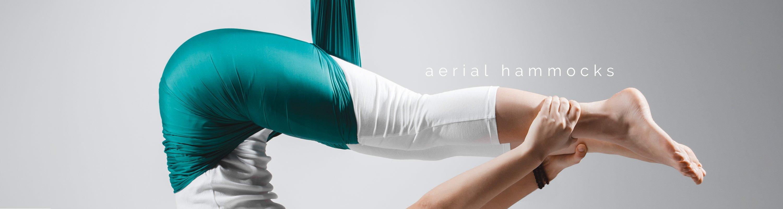 Aerial Yoga Hammocks and Slings