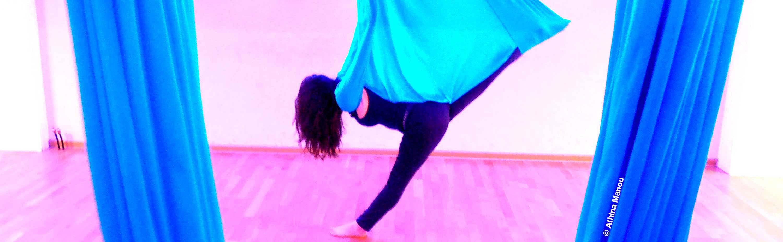 Aerial Yoga Media