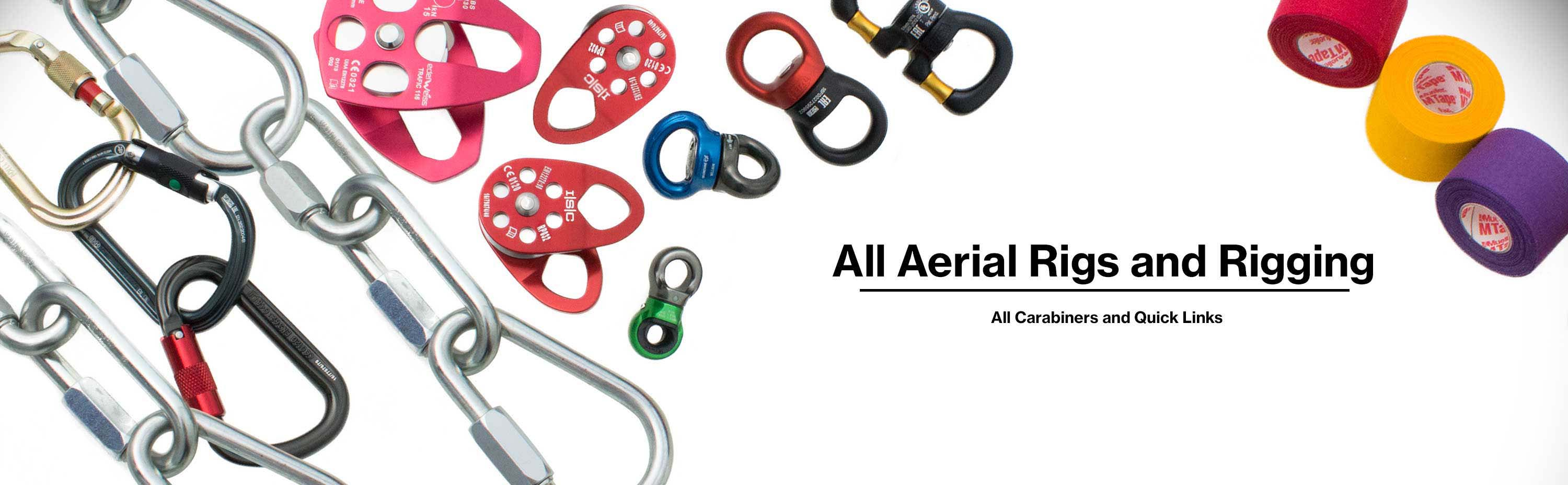 Aerial Rigs and Rigging