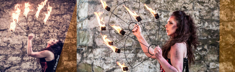 Fire Fans