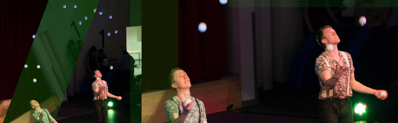 MMX Juggling Balls
