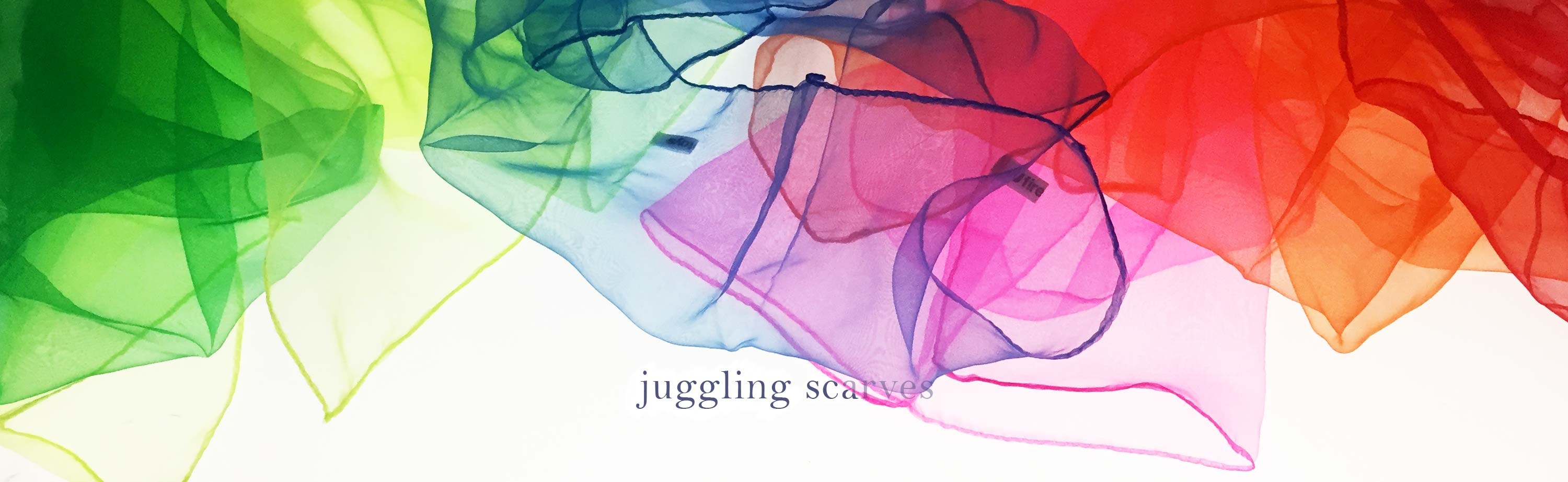 Juggling Scarves