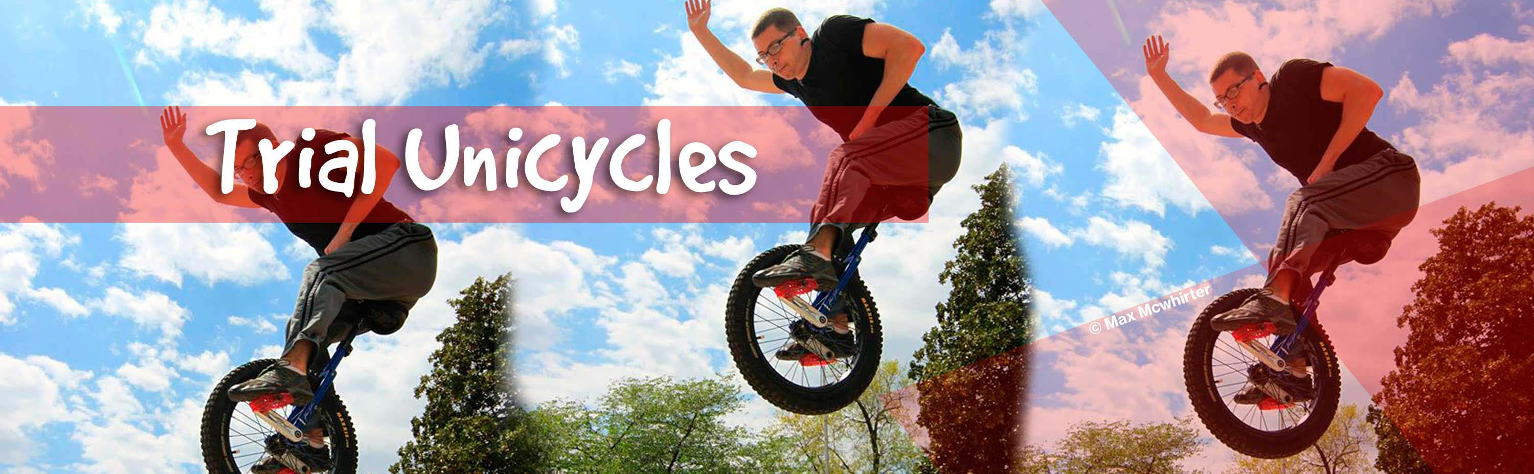 Trials Unicycles
