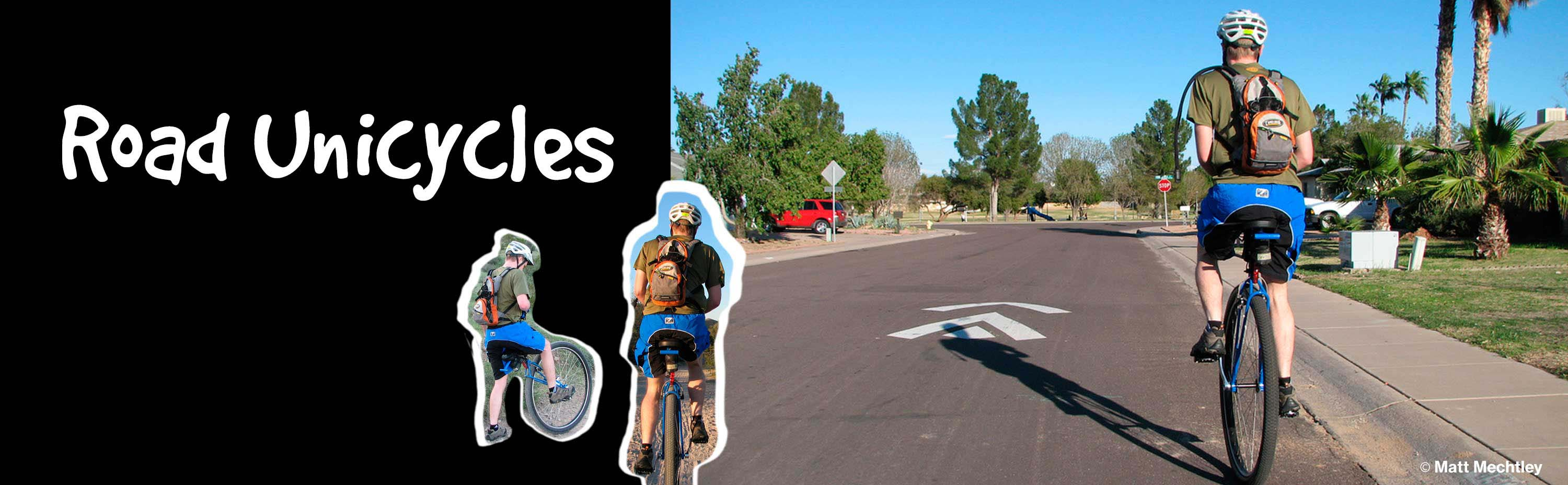 Road Unicycles