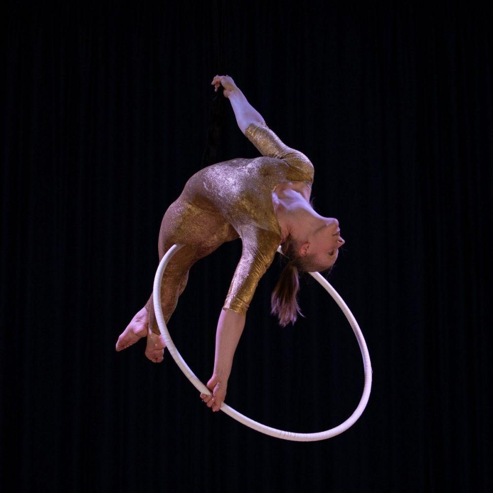What Size Aerial Hoop Do I Need?