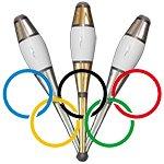 Olympic juggling?
